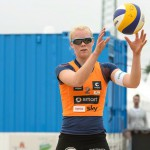 Heißer Sport, aber trotzdem cool aussehen, Anna Behlen.