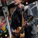 Gerrit Hoß sing auf Santa Pauli
