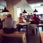 Das Cafe von Republikken in Kopenhagen
