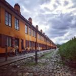 Sehenswerte Ecke der Stadt Kopenhagen