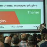 James Bonham spricht über Themes