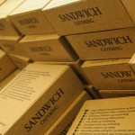 Mittagessen in der Box