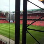 WPMeetup im Stadion in Kopenhagen