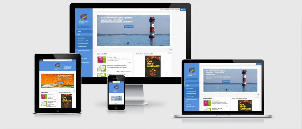 Plattdeutsch-lernen.de | ist auf allen Geräten verfügbar